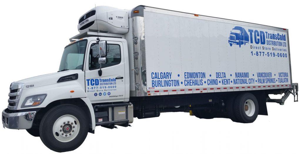 TransCold Distribution Truck Delta