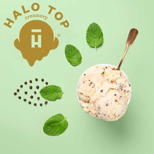 Halo Top Ice Cream distribution