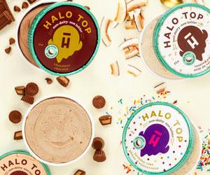 Halo Top non dairy distributor