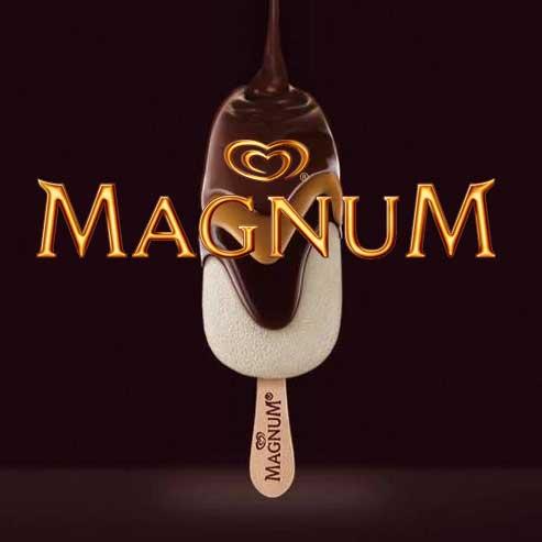 Magnum Ice Cream distribution