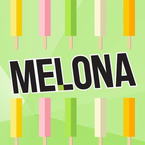 Creamy & Fruity Melona Bars