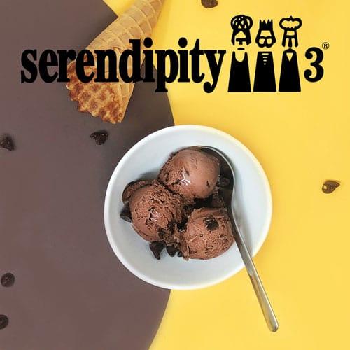 iconic Serendipity ice cream