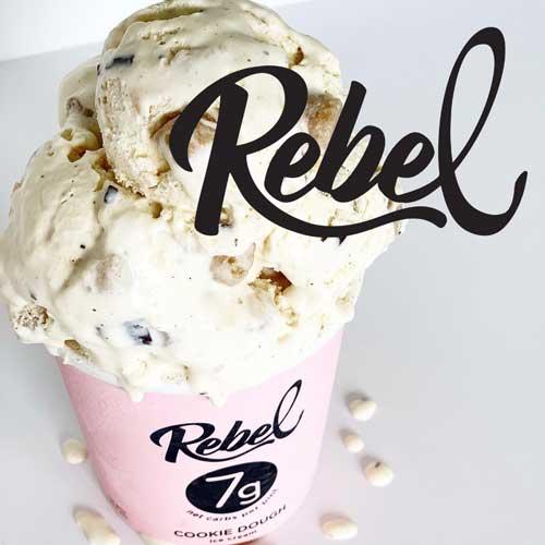 Rebel Keto Friendly Ice Cream