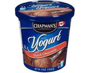 Chapman's frozen yogurt distributor