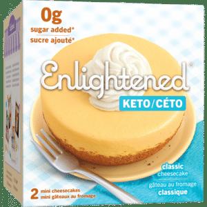 Enlightened Classic Cheesecake